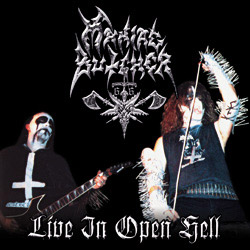 Maniac Butcher 'Live In Open Hell'