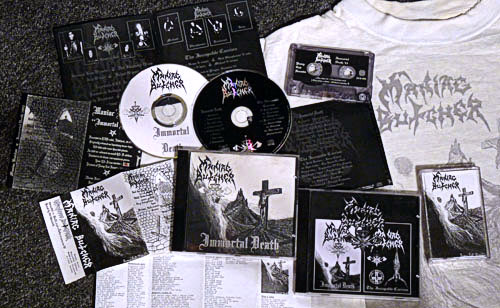 Maniac Butcher 'Immortal Death'