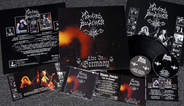 Maniac Butcher 'Live In Germany'