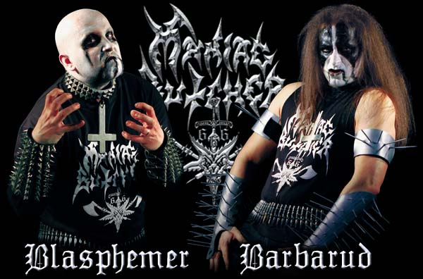 Welcome to official web-site of the blackest Czech Black Metal horde - Maniac Butcher !!